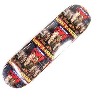 SUPREME シュプリーム 16AW The War Report Skateboard スケートデッキ 黒赤 Size【フリー】 【新古品・未使用品】