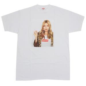 シュプリーム SUPREME 12SS Kate Tee ケイト モス フォトTシャツ 白 Size...