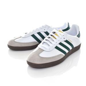 アディダス オリジナルス adidas originals スニーカー メンズ サンバ SAMBA OG オリジナルス レザー ホワイト グリーン 白 緑|stay