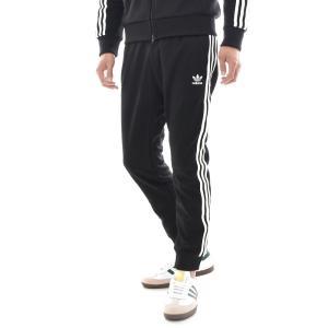 アディダス オリジナルス adidas originals ジャージ メンズ SST トラックパンツ スーパースター 下 トレフォイル パンツ ブラック 黒 CW1275|stay