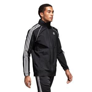 アディダス オリジナルス adidas originals ジャケット メンズ レディース スーパースター ウィンドブレーカー ブランド 黒 M L O SST WINDBREAKER CW1309|stay