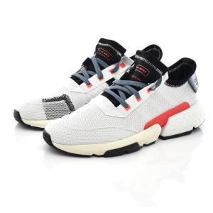 アディダス オリジナルス adidas originals スニーカー POD-S3.1 BOOST ブースト メンズ 靴 くつ ブランド カジュアル ストリート スポーツ 白 ホワイト DB2928|stay
