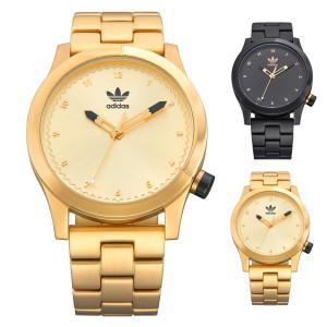 アディダス オリジナルス adidas originals 腕時計 サイファー 時計 ウォッチ リストウォッチ メンズ レディース ブランド おしゃれ 黒 金 Cypher M1 SST stay