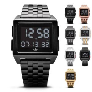 アディダス オリジナルス adidas originals 腕時計 アーカイブエムワン ARCHIVE M1 時計 ウォッチ メンズ レディース スポーツ 5気圧防水 国内正規 2年保証 Z01 stay