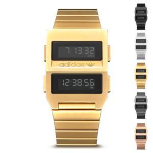 アディダス オリジナルス adidas originals 腕時計 アーカイブ ARCHIVE M3 時計 ステンレス メタル ウォッチ メンズ レディース 5気圧防水 国内正規 2年保証 Z20|stay