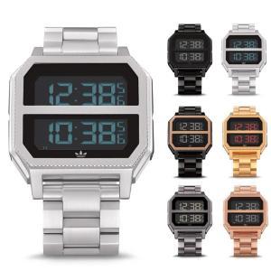 アディダス オリジナルス adidas originals 腕時計 アーカイブ ARCHIVE MR2 時計 ウォッチ メンズ レディース ステンレス メタル 5気圧防水 国内正規 Z21|stay