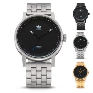 アディダス オリジナルス adidas originals 腕時計 ディストリクト DISTRICT SM1 時計 ウォッチ ソーラー 太陽電池 メンズ レディース 国内正規 2年保証 Z24|stay