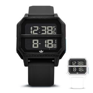 アディダス オリジナルス adidas originals 腕時計 アーカイブ ARCHIVE R2 時計 ウォッチ メンズ レディース プレゼント 白 黒 5気圧防水 国内正規 2年保証 Z16|stay