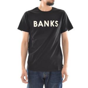 バンクス BANKS Tシャツ クラシック 半袖 Tシャツ TEE オーガニックコットン ロゴ 白 黒 オフホワイト ATS0233 ATS0261 メンズ サーフィン サーファー アメカジ|stay|07