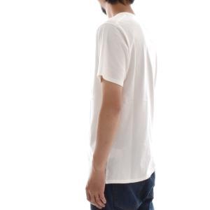 バンクス BANKS Tシャツ ロゴプリント ジャーナル BANKS JOURNAL メンズ 半袖Tシャツ 白 黒 オフホワイト LABEL TEE ATS0252 サーフィン サーファー アメカジ|stay|04