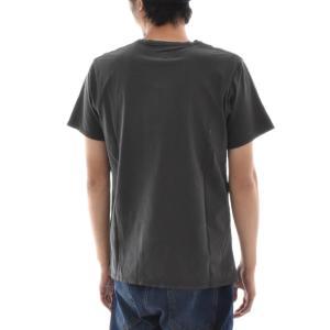 バンクス BANKS Tシャツ ロゴプリント ジャーナル BANKS JOURNAL メンズ 半袖Tシャツ 白 黒 オフホワイト LABEL TEE ATS0252 サーフィン サーファー アメカジ|stay|09