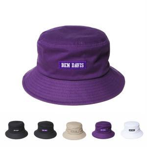 ベンデイビス BEN DAVIS 帽子 ハット ボックスロゴ バケットハット アウトドア キャンプ ストリート BOX LOGO BUCKET HAT BDW-8617|stay