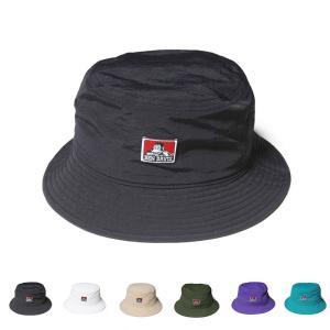 ベンデイビス BEN DAVIS 帽子 ハット ウォッシャブルハット バケットハット アウトドア ストリート 黒 ベージュ WASHABLE HAT BDW-8622|stay