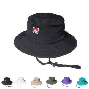 ベンデイビス BEN DAVIS 帽子 ハット ウォッシャブルキャンプハット アドベンチャーハット アウトドア ストリート 黒 ベージュ WASHABLE CAMP HAT BDW-8623|stay