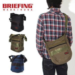 ブリーフィング BRIEFING デイトリッパー ショルダーバッグ 032219 メンズ【お取り寄せ商品】|stay
