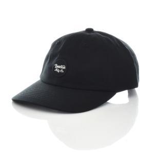 ブリクストン Brixton キャップ メンズ レディース 帽子 ハット ベースボール 6パネル アメカジ ブランド スナップバック ブラック 黒 WHEELER CAP 00424|stay