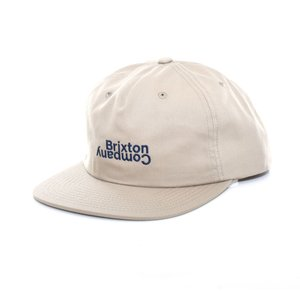 ブリクストン Brixton キャップ ベースボールキャップ メンズ レディース リヴァート スナップバック ブランド カーキ ベージュ REVERT MP SNAPBACK CAP 1092|stay