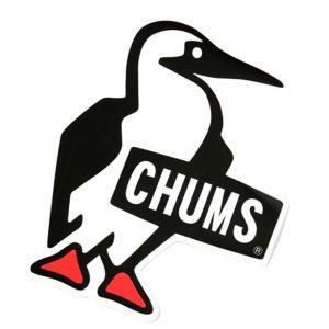 チャムス CHUMS ステッカー カーステッカー シール ビッグ ブービーバード メンズ レディース キッズ ブランド 車 Car Sticker Big Booby Bird CH62-1185 stay