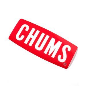 チャムス CHUMS ステッカー カーステッカー シール ボートロゴ ラージ ロゴ メンズ レディース ブランド アウトドア Car Sticker Boat Logo Large CH62-1187 stay