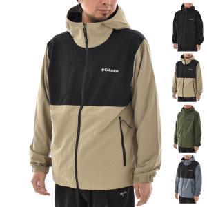 コロンビア Columbia ジャケット メンズ ヴィザヴォナパス ウィンドブレーカー ナイロンジャケット マウンテンパーカー アウトドア Vizavona Pass Jacket PM3844|stay