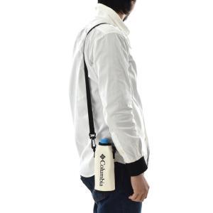Columbia コロンビア バッグ ショルダー メンズ レディース ブレムナースロープ ボトルホルダー 500ml ペットボトルホルダー 保冷 登山 アウトドア PU2040|stay|10