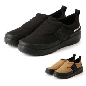 コロンビア Columbia 靴 スニーカー ブーツ モック スピンリールモック ウォータープルーフ メンズ レディース Spinreel Boot Moc Waterproof Omni-Heat YU0339|stay