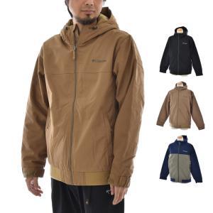 コロンビア Columbia ジャケット メンズ ロマビスタフーデッド USモデル パーカー パーカ マウンテンパーカー アウトドア 黒 Loma Vista Hoodie Jacket WE1074|stay