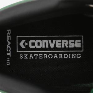 コンバース スケートボーディング CONVERSE SKATE BOARDING スニーカー ブレイクスター エスケー ハイ プラス ブランド グリーン 緑 BREAKSTAR SK HI + 3275296|stay|08