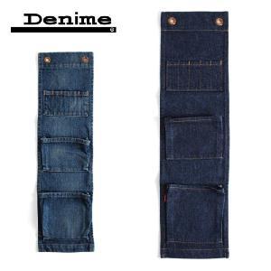 ドゥニーム DENIME デニムウォールポケット Sサイズ D011D4099019[M便 1/1] メンズ|stay