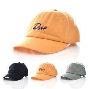 デウス エクス マキナ Deus ex Machina キャップ 帽子 SUNNY 6 PANEL サニー 6パネル メンズ ブランド フリーサイズ 野球帽 SURF SK8 MOTOCYCLE DMS77995|stay