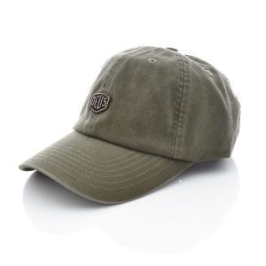 Deus ex machina デウス エクス マキナ キャップ 帽子 6パネルキャップ メンズ レディース サーフ カーキ SHIELD STANDARD DAD CAP DMF207881|stay