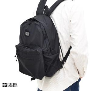 FREDRIK PACKERS 聖林公司別注 ブラックタグ 420D フィールドパック ブラックジッパー 700065352 メンズ|stay