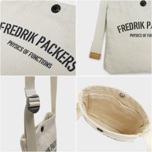 フレドリックパッカーズ FREDRIK PACKERS サコッシュ ショルダーバッグ レディース ダック ブック ショルダーS|stay|15
