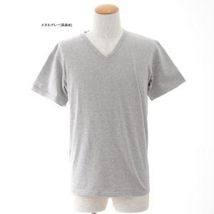 (グッドオン) Good On Tシャツ Vネック 半袖Tシャツ GOST1001C GOST1001P[M便 1/1]|stay|05