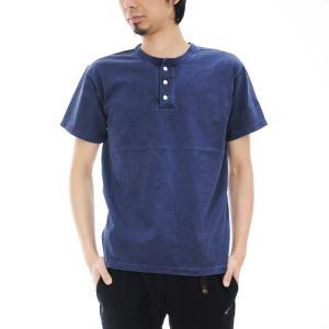 (グッドオン) Good On Tシャツ ヘンリーネック 半袖Tシャツ GOST1102C GOST1102P[M便 1/1]|stay|02