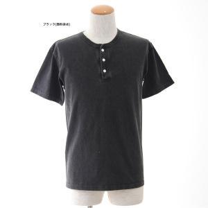(グッドオン) Good On Tシャツ ヘンリーネック 半袖Tシャツ GOST1102C GOST1102P[M便 1/1]|stay|04