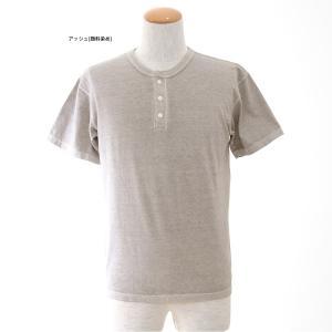 (グッドオン) Good On Tシャツ ヘンリーネック 半袖Tシャツ GOST1102C GOST1102P[M便 1/1]|stay|06