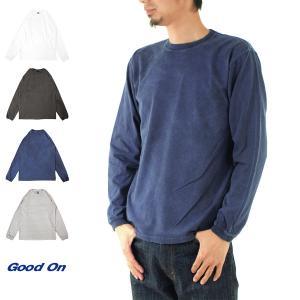 (グッドオン) Good On Tシャツ ロングスリーブTシャツ 長袖Tシャツ GOLS-802C GOLS-802[M便 1/1]|stay