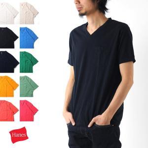 ヘインズ Hanes SPORTSWEAR Tシャツ Vネック[M便 1/1]|stay