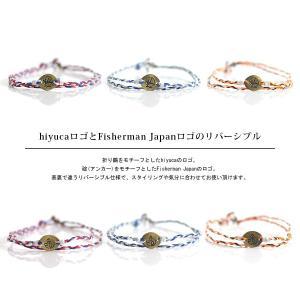 hiyuca×Fisherman japan ヒユカ×フィッシャーマンジャパン/アンクレット[M便 1/3] メンズ|stay|02