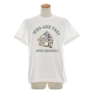 新紙幣 Tシャツ マネーTシャツ ジャスト 新紙幣Tシャツ 紙幣Tシャツ お札Tシャツ 新紙幣発行 紙幣 お札 お金 マネー 半袖 ホワイト 白 S M L XL XXL 3L ブランド|stay|02