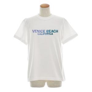 フォトTシャツ Tシャツ ヴェニス ビーチ ベニス ジャスト 半袖Tシャツ バックプリント 海 波 写真 メンズ レディース 大きいサイズ S M L XL 3L 4L ブランド|stay|02