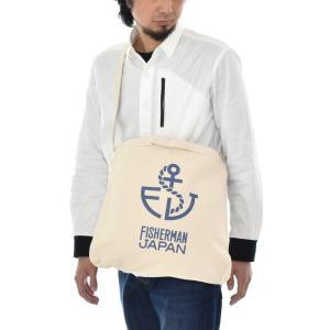 【4月下旬発送予定】Life is ART ライフ イズ アート コラボレーション バッグ 2WAY ショルダーバッグ Fisherman japan フィッシャーマン ジャパン ブランド|stay