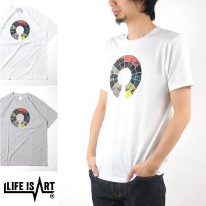 ライフ イズ アート Life is ART Tシャツ KEY GRAVITY DESIGN T-Shirt[M便 1/1]|stay