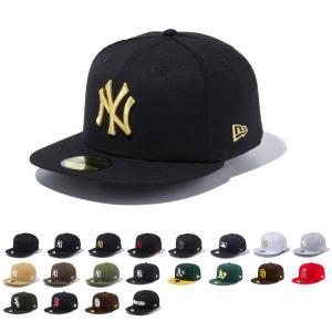 NEW ERA ニューエラ カスタム 59FIFTY キャップ ニューヨーク ヤンキース 帽子 メンズ レディース|stay