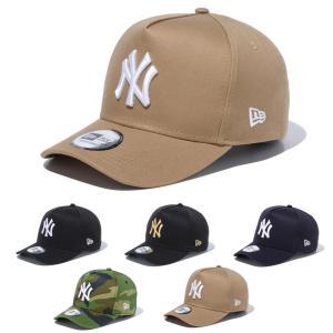 ニューエラ new era NEWERA キャップ CAP スナップバック 9FORTY D-Frame 940 ヤンキース メンズ レディース キッズ ブランド サイズ調整可能 野球帽 帽子|stay