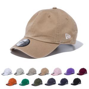 ニューエラ new era NEWERA キャップ cap 帽子 カジュアル クラシック CASUAL CLASIC 6パネル メンズ レディース ブランド 無地 シンプル 黒 ベージュ|stay