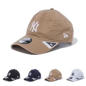 ニューエラ new era NEWERA キャップ レディース キッズ 9TWENTY Small 920 スモール ニューヨーク ヤンキース NY 帽子 ローキャップ 6パネル ブランド 黒|stay