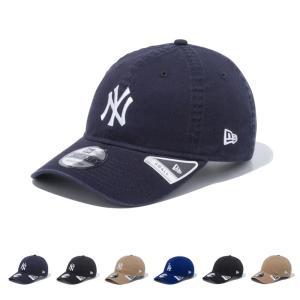 ニューエラ new era NEWERA キャップ メンズ レディース 9TWENTY Small 920 スモール ベーシック 無地 無字 コットン 帽子 6パネル ブランド 黒 ベージュ 白|stay