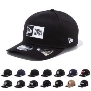 ニューエラ new era NEWERA キャップ CAP スナップバック 9FIFTY ストレッチスナップ ベーシック メンズ レディース ブランド サイズ調整 野球帽 帽子 ブラック|stay